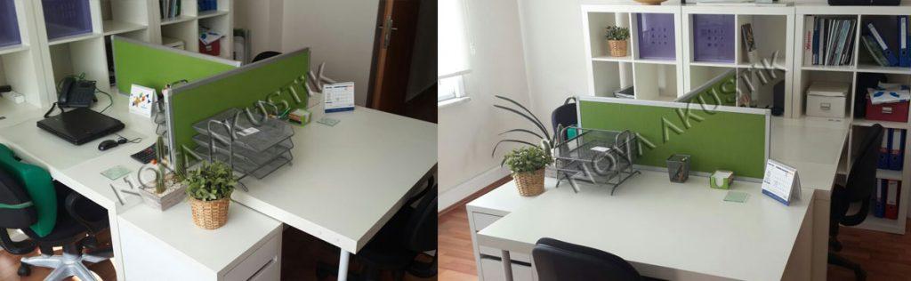 Ofis Masa Bölücü Seperatör Uygulaması
