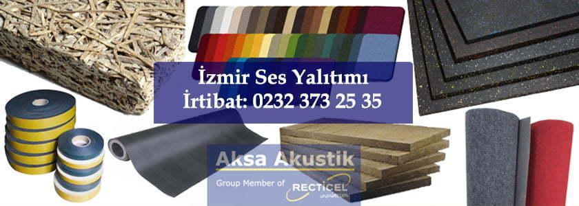 İzmir Ses Yalıtım ve İzolasyon Malzemeleri