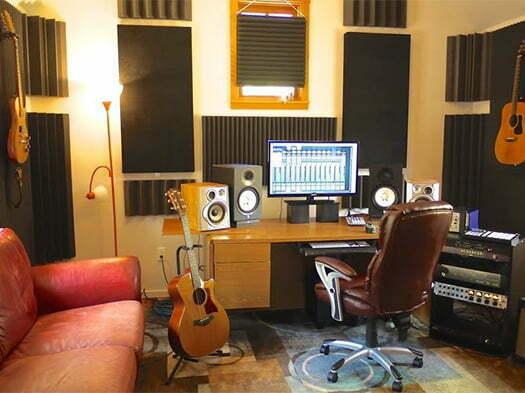akustik oda kitleri