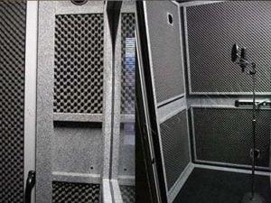 akustik hazır kabini