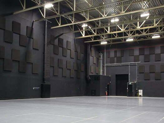 akustik ses izolasyonu