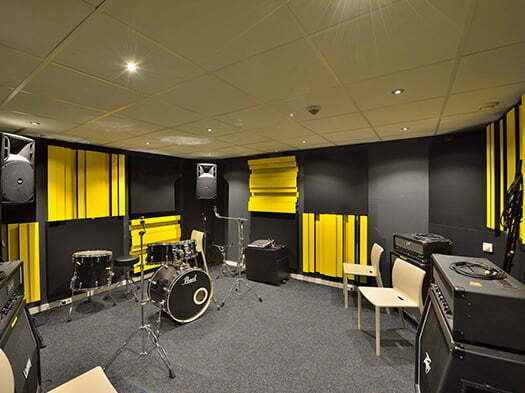 akustik yalıtımı yankı ses düzenleme