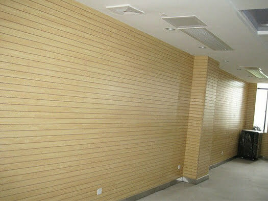 akustik yankı yansıtıcı panel