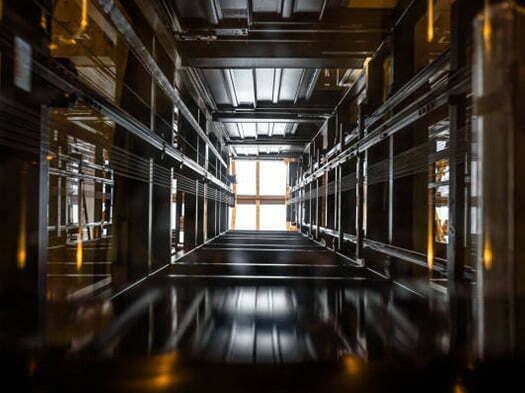 asansör dairesi ses yalıtımı