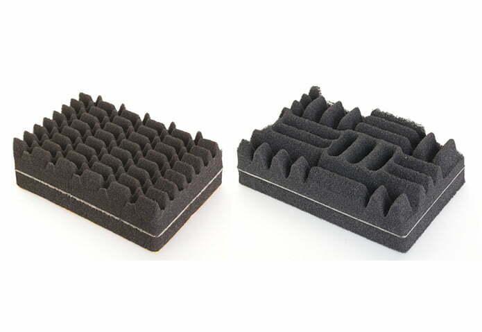 yapışkanlı bariyerli akustik sünger