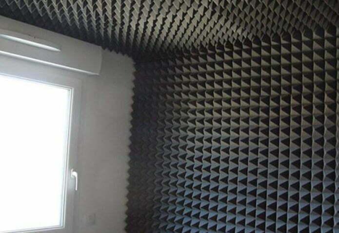 bariyerli akustik sünger