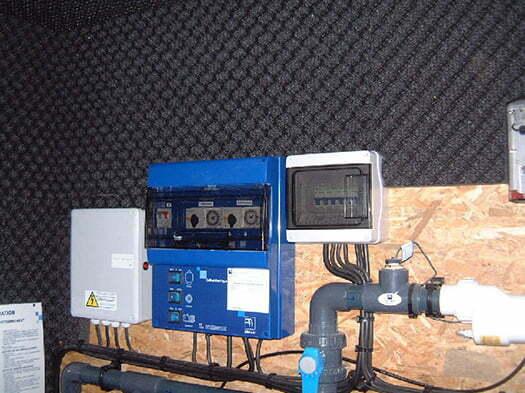 hidrofor odası ses yalıtımı
