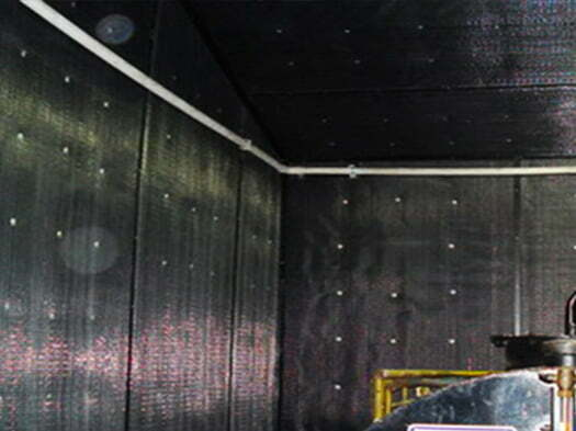 jeneratör odası ses yalıtımı