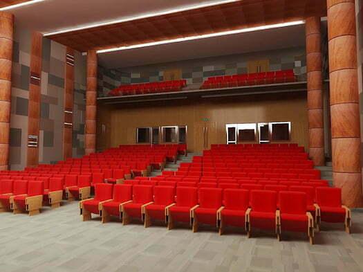 konferans salonu ses yalıtımı malzemeleri