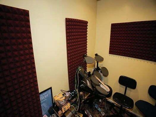 müzik odası ses izolasyonu