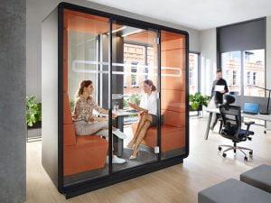 ofis odası ses izolasyonu