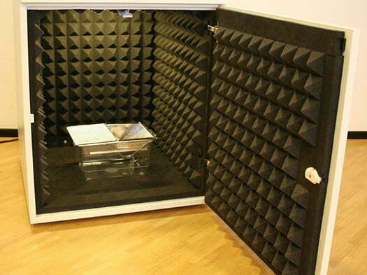 ses izolasyonu akustik kabini