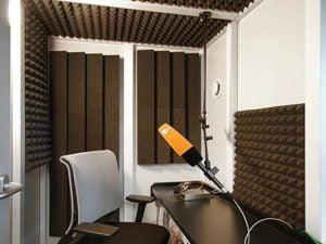 ses kayıt odası ses yalıtımı