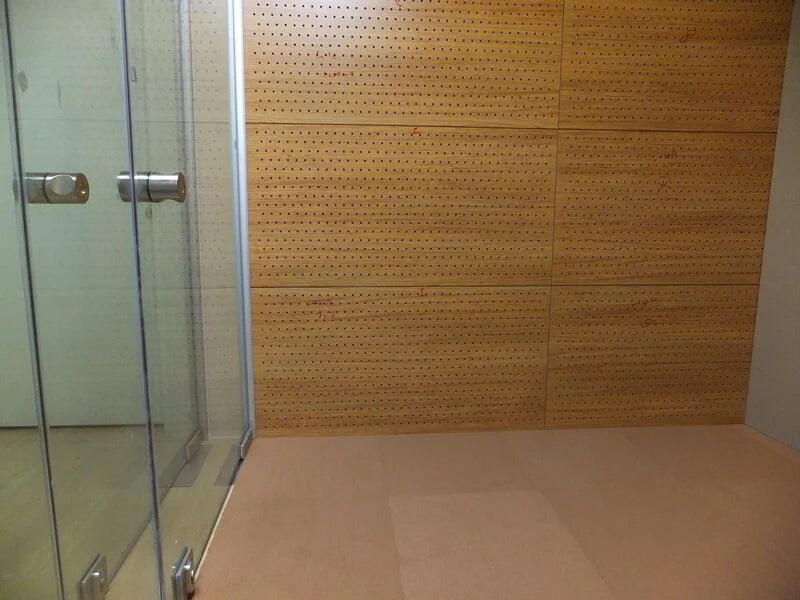 akustik yankı yansıtıcı duvar panelleri