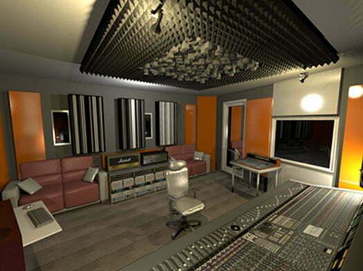stüdyo ses yalıtımı